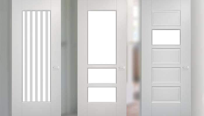 Binnendeur - Kenmerkend