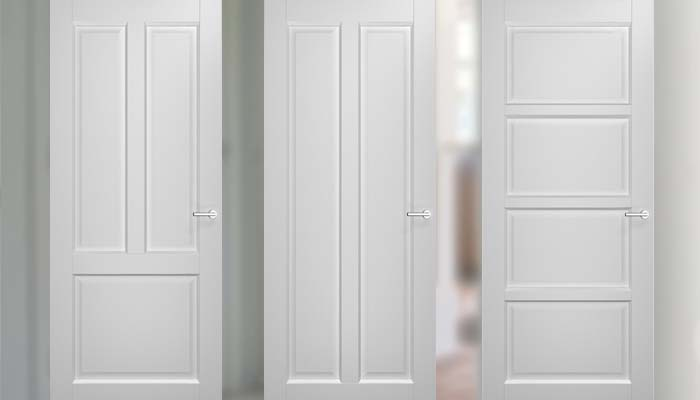 Binnendeur - Logische Lijnen