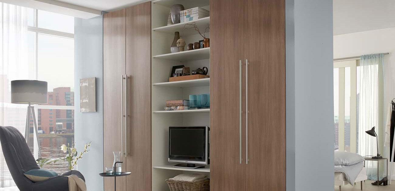 Schuifdeuren Voor Kastenwand.Inbouwkasten Schuifdeuren Hubo Den Haag