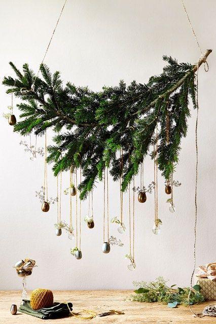 kersttak-versiering
