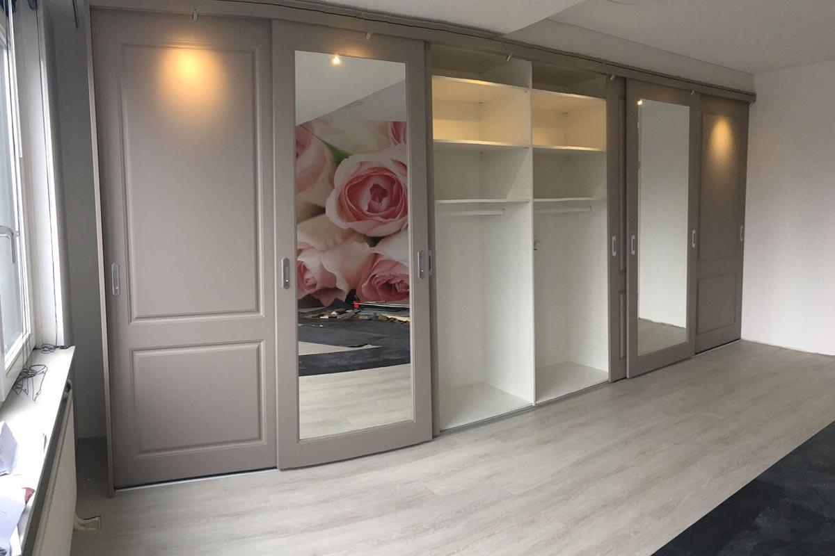 Schuifdeuren Op Maat Hubo.Inbouwkasten Op Maat Voor Diverse Toepassingen Hubo Den Haag
