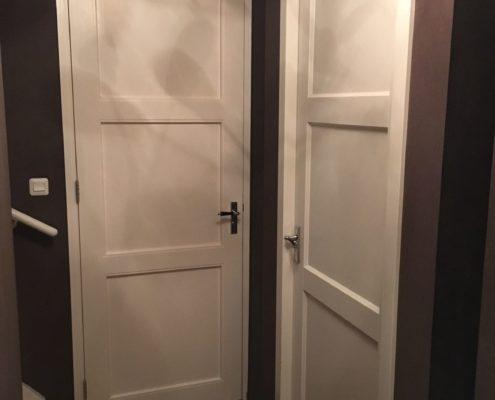 binnendeur met kozijn