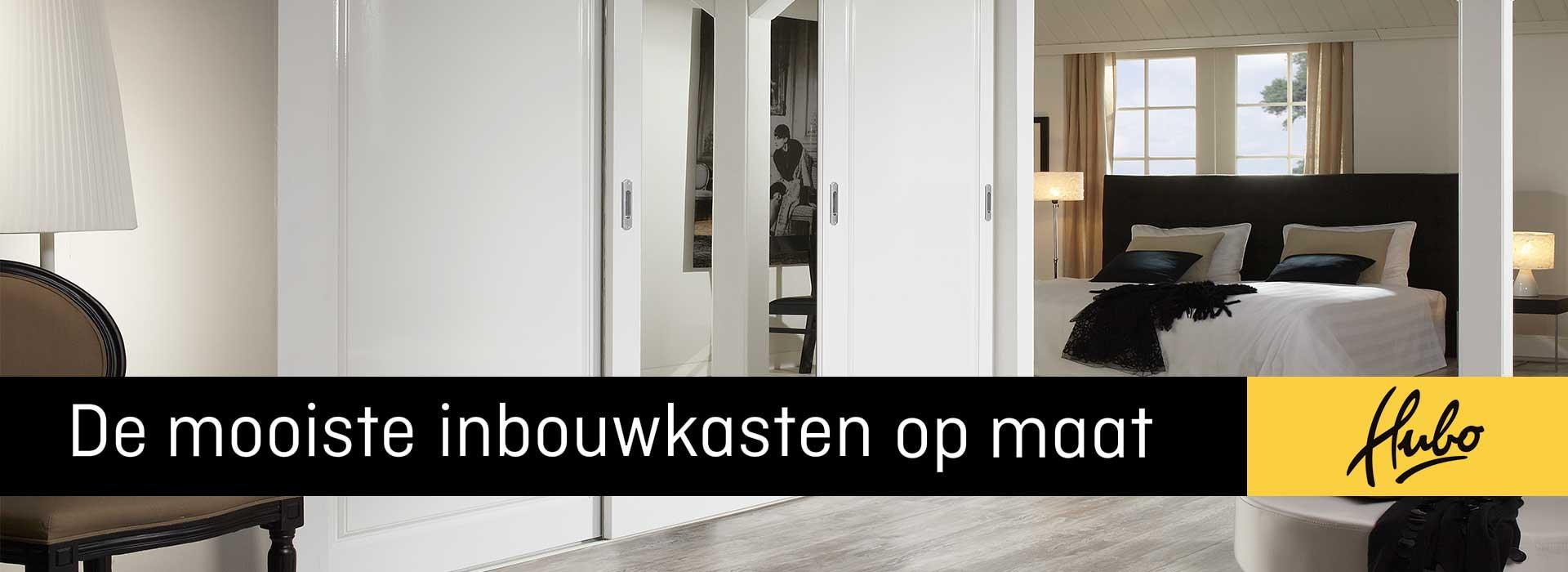 Schuifdeuren Op Maat Hubo.Inbouwkasten Schuifdeuren Hubo Den Haag
