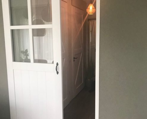 Moderne binnendeur