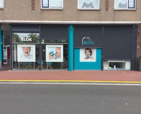 zipscreens tandartsparktijk Blok2