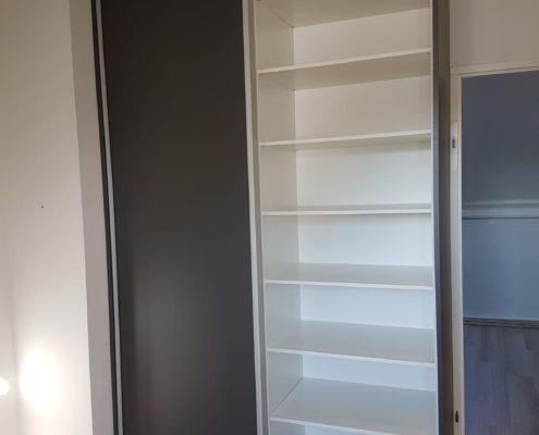 Inbouwkast 2 deurs